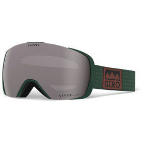 Giro Contact Gafas, well green alps/vivid onyx/vivid infrared